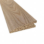 Prefinished Geneva White Oak Hardwood 5/8 in thick x 2.25 in wide x 78 in Length Reducer