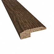 Prefinished Bordeaux White Oak Hardwood 5/8 in thick x 2 in wide x 78 in Length Threshold
