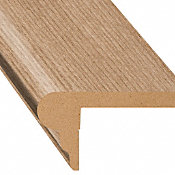 Sunswept Ash Laminate 2.3 in wide x 7.5 ft Length Flush Stair Nose