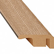 Sunswept Ash Laminate 1.374 in wide x 7.5 ft Length End Cap