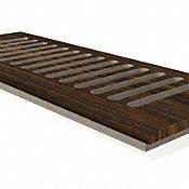 """CLX Bourbon Barrel Oak 4x12"""" DI Grill"""