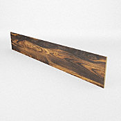 """CLX RF Bourbon Barrel Oak 48"""" Rev Riser"""