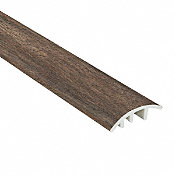 Antique Wood Medley Laminate Waterproof 1.56 in wide x 7.5 ft Length Low Profile Reducer