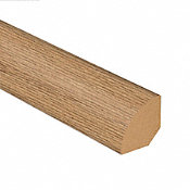 Graham Oak Laminate 1.075 in wide x 7.5 ft Length Quarter Round