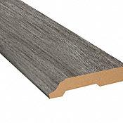 Winterwood Oak Vinyl 3.25 in wide x 7.5 ft Length Baseboard