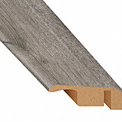 Stockholm Silver Oak Laminate 1.56 in wide x 7.5 ft Length Reducer