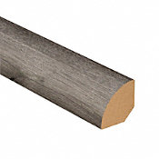 Stockholm Silver Oak Laminate 1.075 in wide x 7.5 ft Length Quarter Round