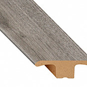 Stockholm Silver Oak Laminate 1.75 in wide x 7.5 ft Length T-Molding