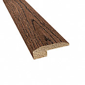 Prefinished Distressed Haverhill Oak Hardwood 5/8 in thick x 2 in wide x 78 in Length Threshold