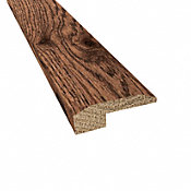 Prefinished Distressed Kingston Oak Hardwood 5/8 in thick x 2 in wide x 78 in Length Threshold