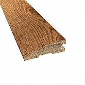 Prefinished Distressed Amherst Oak Hardwood 3/4 in thick x 2.25 in wide x 78 in Length Reducer