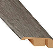 Pike Place Ash Laminate Waterproof 1.56 in wide x 7.5 ft Length Low Profile Reducer