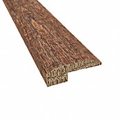 Prefinished Distressed Pelham Oak Hardwood 5/8 in thick x 2 in wide x 78 in Length Threshold