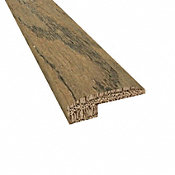 Prefinished Distressed Greenwich Oak Hardwood 5/8 in thick x 2 in wide x 78 in Length Threshold