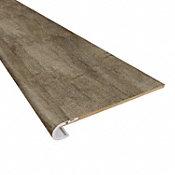 Urban Loft Ash Water Resistant 47 in Length Retro Fit Tread