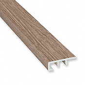 Strasbourg Oak Vinyl Waterproof 1.5 in wide x 7.5 ft Length End Cap