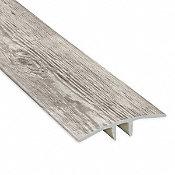 Mont-Blanc Pine Vinyl Waterproof 1.75 in wide x 7.5 ft Length T-Molding