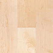 "1/2"" x 4-3/4"" Select Maple Quick Click Engineered Hardwood Flooring"