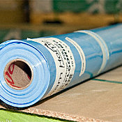 6mil Poly Sheeting- 300 sft per roll