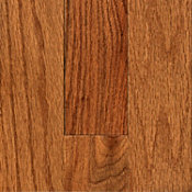 "3/4"" x 2-1/4"" Classic Gunstock Oak Solid Hardwood Flooring"