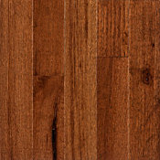 "3/4"" x 2-1/4"" Walnut Hickory Solid Hardwood Flooring"