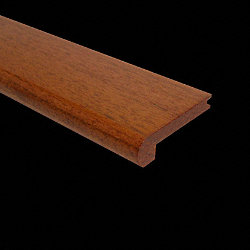 3/8 x 2-3/4 x 78 Brazilian Cherry Stair Nose