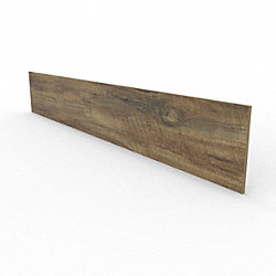 48 Rustic Reclaimed Oak Retro Fit Riser