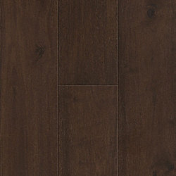 7mm x 7-1/2 w/pad Walnut Engineered Hardwood Flooring