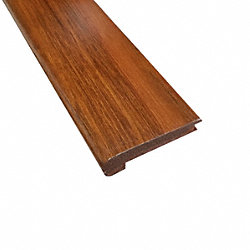 1/2 x 2-3/4 x 78 Brazilian Cherry Stair Nose