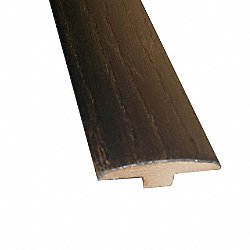 1/4 x 2 x 78 Black Forest Oak T-Molding