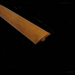 1/4 x 2 x 78 Butterscotch Oak T-Molding