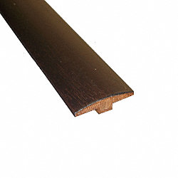 1/4 x 2 x 78 French Roast Hickory T-Molding
