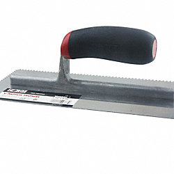 3/16 x 5/32 V-Notch Trowel