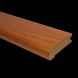 3/4 x 3-1/8 x 78 Buttercup Oak Stair Nose