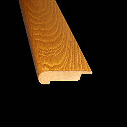 3/8 x 2-3/4 x 78 Smooth Cider Beech Stair Nose