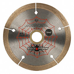 4 Porcelain Diamond Tile Saw Blade