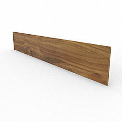 48 Golden Teak Laminate Retro Fit Riser