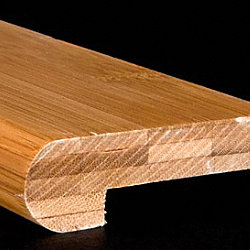 5/8 x 3 1/4 x 6 LFT Bamboo Stair Nose