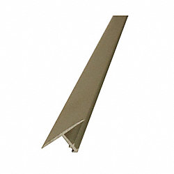 7/8 x 96 Satin Nickel Tile T-Molding
