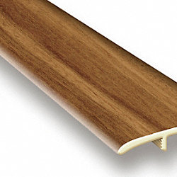 7.5 Golden Teak Waterproof T-Molding