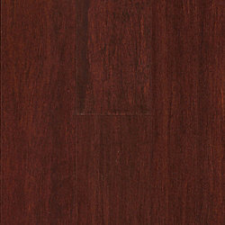 Cabernet Extra Wide Plank Engineered Bamboo Flooring - 50 Year Warranty