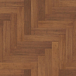 Carbonized 3-in-1 Engineered Water Resistant Click Bamboo Flooring