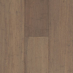 Dove Springs Extra Wide Plank Engineered Bamboo Flooring - Lifetime Warranty