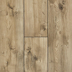 12mm Rawhide Hickory Laminate Flooring