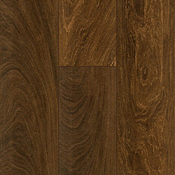 36 x 6 Elegant Wood Brazilian Ebony Porcelain Tile