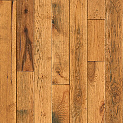 3/4 x 5 Pepporell Hickory Solid Hardwood Flooring