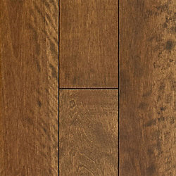 3/4 x 5-1/4 Newmarket Distressed Solid Hardwood Flooring