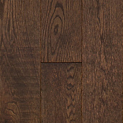 3/4 x 5-1/4 Pelham Oak Distressed Solid Hardwood Flooring