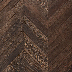 5/8 x 11-1/2 Manhattan Chevron Engineered Hardwood Flooring