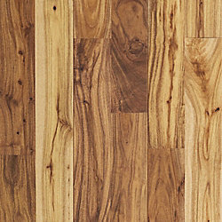 9/16 x 7 Acacia Quick Click Engineered Hardwood Flooring